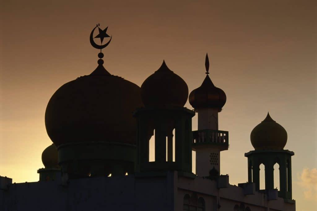 Zakat untuk Masjid