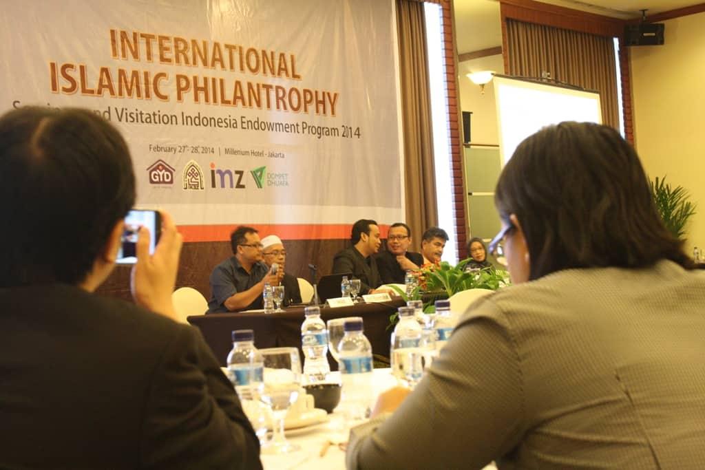 international islamic philantrophy