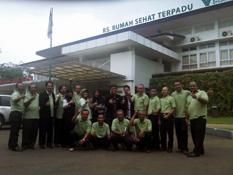 Studi Banding Dompet Dhuafa - Yayasan Al-Ma'un Banjar