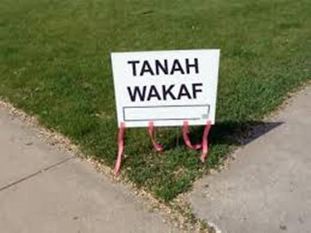 Syarat syarat Wakaf