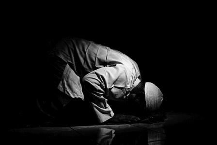 Doa Shalat Sunah