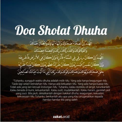 Agar Keinginan Terkabul Baca Doa Ini Setelah Shalat Sunnah