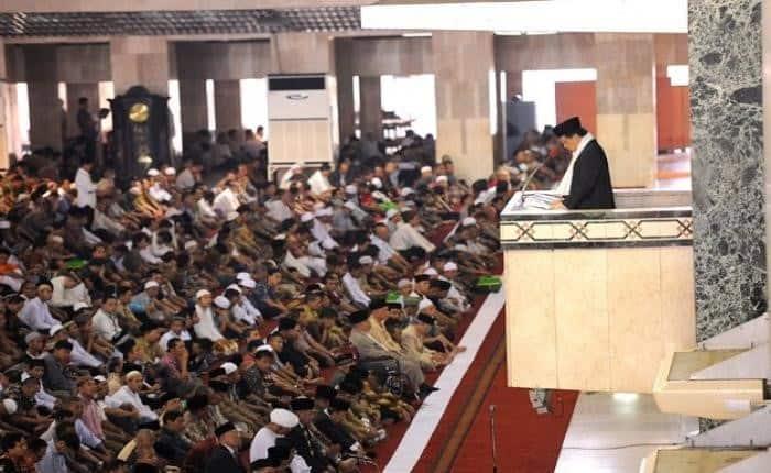 Bacaan Sholat Idul Fitri