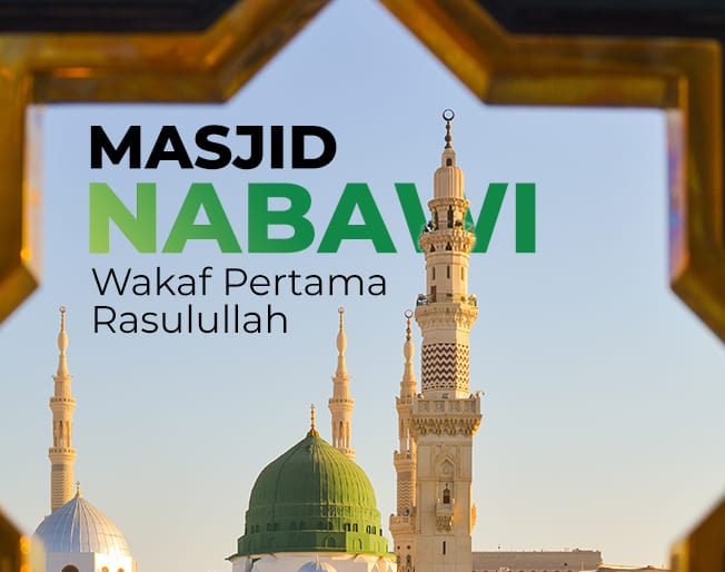 masjid-nabawi-wakaf-pertama-rasulullah