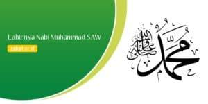 Lahirnya Nabi Muhammad SAW