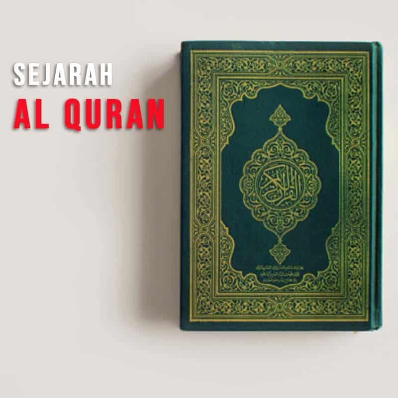 Sejarah Al Quran